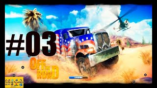 GAMEPLAY OFF THE ROAD DIRIGINDO PELO MUNDO E ENFRENTANDO DESAFIOS DE CORRIDAS ANDROID #3