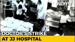 Protests At Mumbai Hospital Over Assault On Doctor, Caught On Video