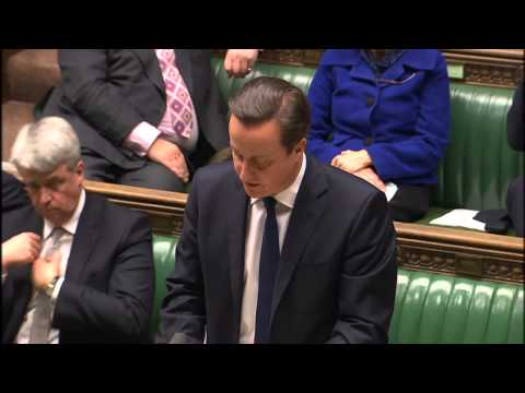 Cameron on Algeria: 'Some uncertainty around facts'