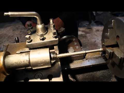 изготовление метчика м12 шаг 3 резьба трапецидальная