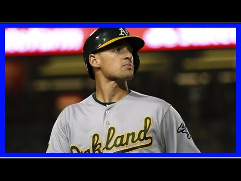 Oakland Athletics deal outfielder Trayce Thompson to Chicago White Sox, who send infielder Tyler Sa