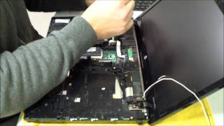 HP Probook  4510s AC DC Power Jack Repair