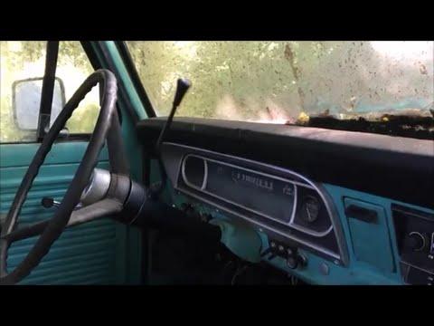 Steering Column Rebuild (3 On The Tree) - 1968 F100 restoration