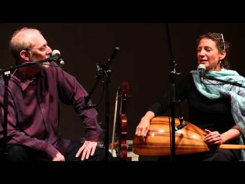 Jewish Songlines Judeo Spanish and Yiddish Music and Dance with Esti Kenan-Ofri and Michael Alpert