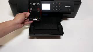 EPSON XP-15010  A4 사이즈 사진용지 이…