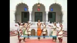 Christian devotional dance- Bharatanatyam -  Hindi