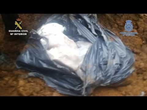 Operación Fireball Karizo contra o tráfico de heroína