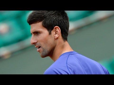 Novak Djokovic relishing challenge of 'unique' Roland Garros