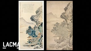 Where the Truth Lies: The Art of Qiu Ying // Exhibition Highlights