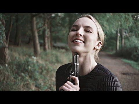 Вилланель и ее божественные наряды - Убивая Еву