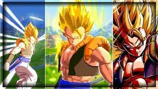 *NEW* SUPER GOGETA SUPER ATTACK! | Dragon Ball Legends Super Attack