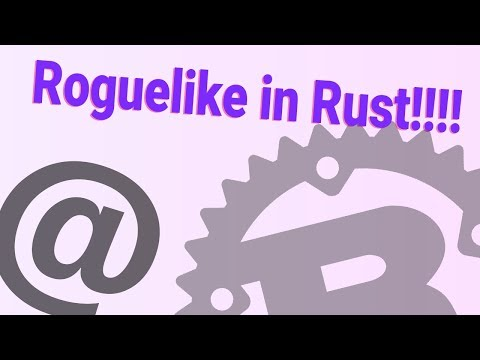 Build a Roguelike in Rust ? thumbnail
