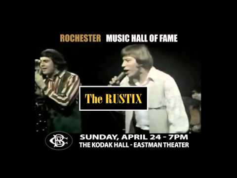 2016 ROCHESTER MUSIC HALL OF FAME AWARDS- APRIL 24th-