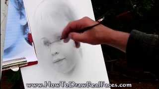 How To Draw Realistic People 1 of 3