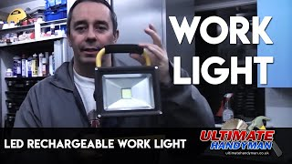 LED rechargeable work light(, 2016-03-28T07:44:20.000Z)