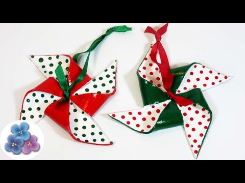 Adornos navide os 2015 como hacer molinos de arcilla for Como hacer adornos para navidad