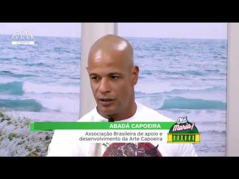 Abada Capoeira no Porto Canal - 17 Janeiro 2017