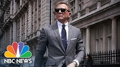 James Bond 'No Time To Die' Release Delayed Amid Coronavirus Concerns   NBC Nightly News