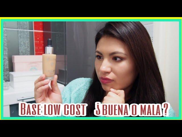 Flormar Base de maquillaje Reborn¿Para que tipo de piel vale pena? ¿Piel hidratada y acabado mate?