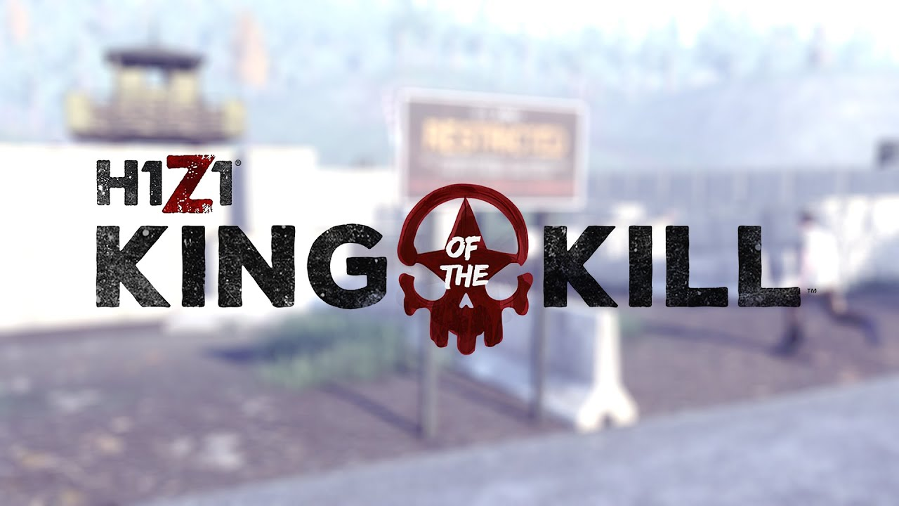H1Z1: King of the Kill [Official Teaser Trailer]