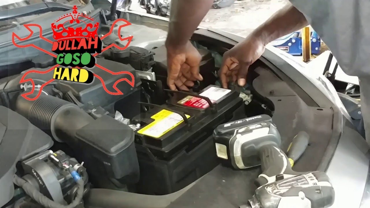 Sonata Battery Replacement