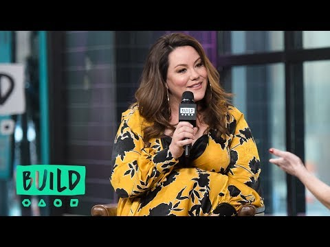 Katy Mixon Talks About Her Theatrical Roots