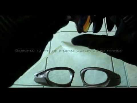 4d9faaf20d18 X -メン サングラス Cyclops side-blinders for the Oakley X-metal Juliet model