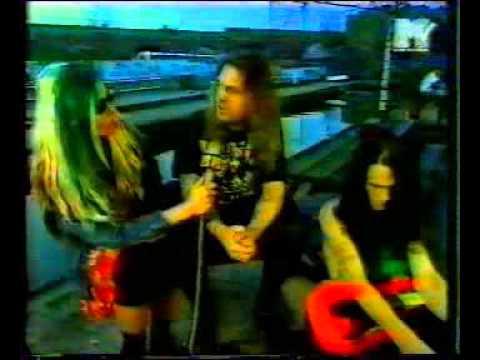 Morbid Angel - Short Interview from MTV`s Headbangers Ball 1995