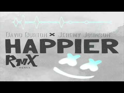 Marshmello ft. Bastille - Happier (DB X JJ Remix)