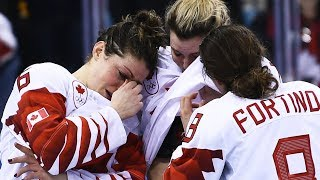 Heartbreak and Hat Trick for Canada on Ice | Day 13 | Winter Olympics | CBC Sports