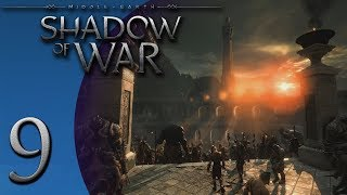 Middle-Earth: Shadow of War #9 - Carnán