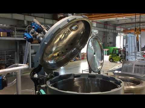 vacuum pressure impregnation system 1