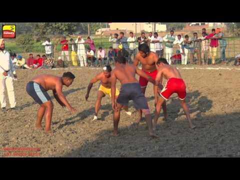 BASERKE (BHAINI) (Amritsar)    KABADDI TOURNAMENT -2015    SEMI FINALS    Full HD    Part 2nd.