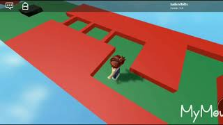 ROBLOX-Colorful Parkour (VOLTEIIIIIII amigooos)