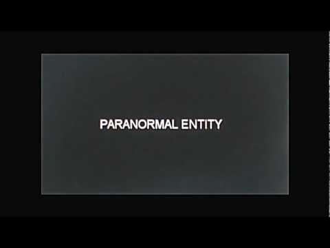 Paranormal Entity [OFFICIAL] poster