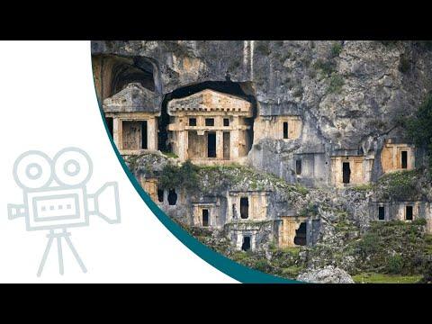 UNESCO TURKEY 360 -  Lycian Civilization