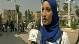 بالفيديو..طلبة جامعة القاهرة يستقبلون زملائهم الجدد بحفلة «هاو تو بي»