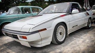 1985 Subaru Alcyone 4WD Turbo | スバル アルシオーネ 1800cc