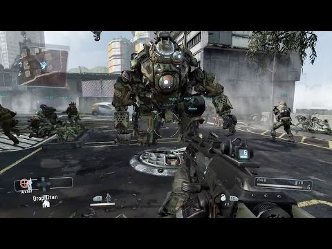 Titanfall - Angel City Gameplay Trailer