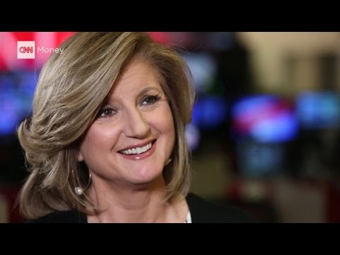 Arianna Huffington on how she landed a seat on Uber'...