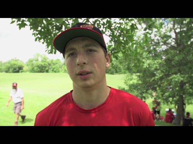 Austin Crossley - NHL player wisdom