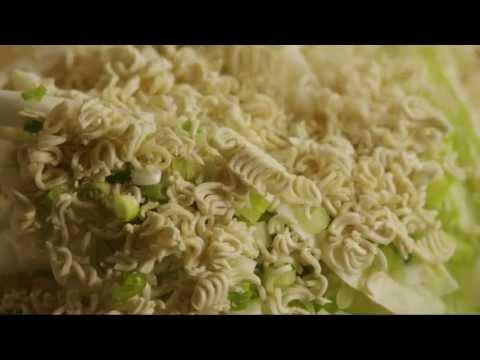 How to Make Ramen Coleslaw | Salad Recipes | Allrecipes.com