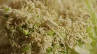 Salad Recipes - How To Make Ramen Coleslaw