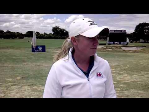 Stacy Lewis Australian Women's Open