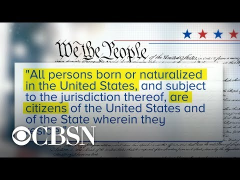 Executive order on birthright citizenship would face legal challenges