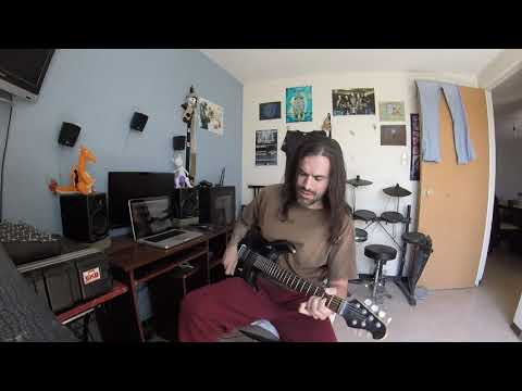 Lines in the Sand Solo John Petrucci guitar tone Helix download