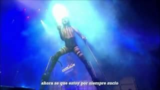 Marilyn Manson The Nobodies live Subtitulado