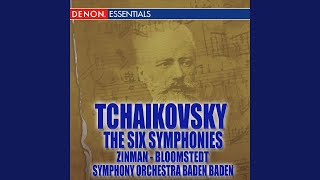 Symphony No.1 in G Minor, Winter Daydreams, Op. 13: I. Dreams of a Winter Journey. Allegro...