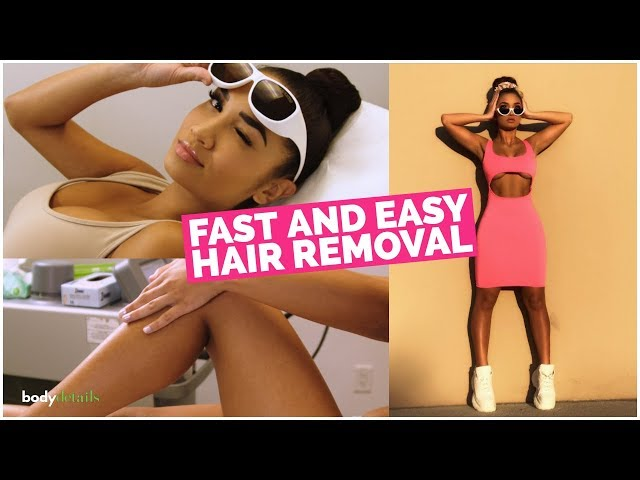Laser Hair Removal | Everything You Need to Know | Daz Mariah | Body Details