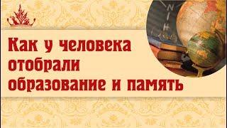 Как у человека отобрали образование и память (Алёна Полынь)